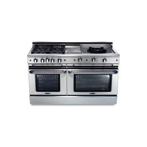 """Product Image - Precision 60"""" Gas Self Clean Range"""