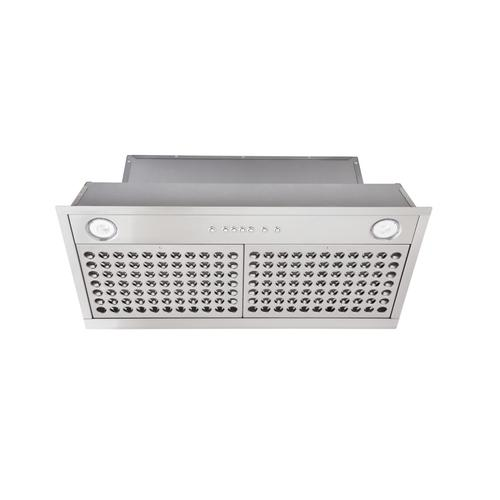 BEST Range Hoods - 30-inch Power Pack Range Hood with PURLED™ Light System, internal 650 Max Blower CFM, Stainless Steel (CC65 Series)