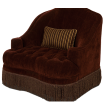 Tufted Chair and 1/2 - Grp2/Opt1