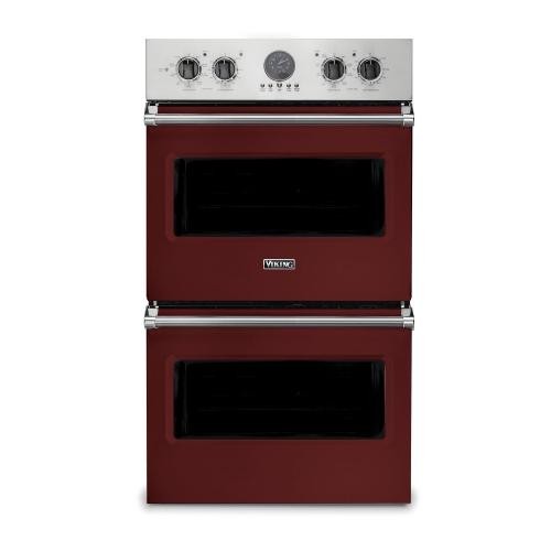 "30"" Electric Double Premiere Oven - VDOE Viking 5 Series"