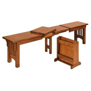 See Details - Mission Bench