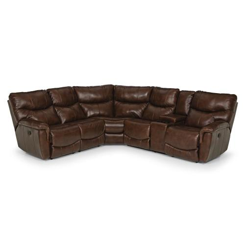 Stanton Furniture - 836 Leather Reclining Sectional