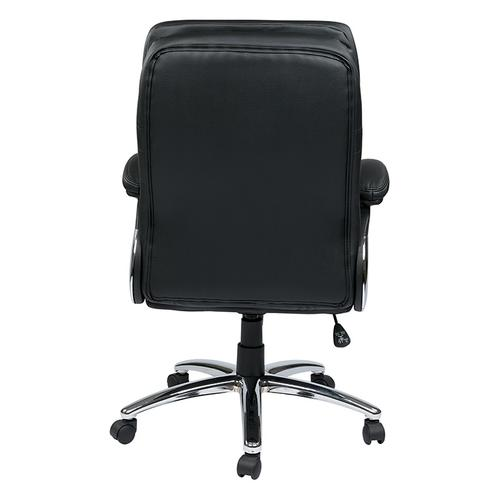 High Back Executive Faux Leather Chair