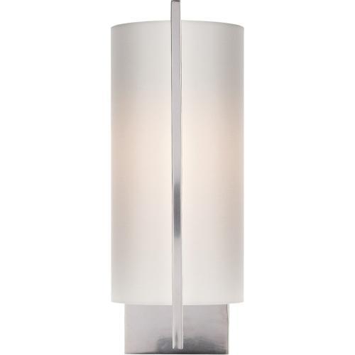 Visual Comfort BBL2110SS-S Barbara Barry Framework 1 Light 5 inch Soft Silver Decorative Wall Light