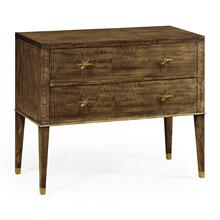 Coffee Bean Eucalyptus Chest of Drawers
