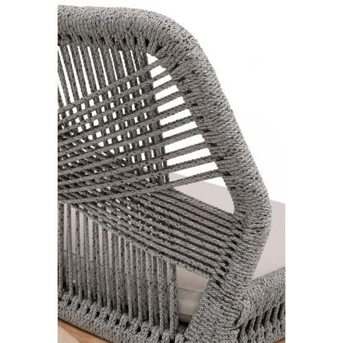 Loom Outdoor Counter Stool, Orient Express Furniture Loom Counter Stool