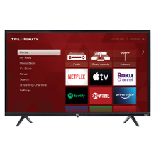 "TCL 32"" Class 3-Series HD LED Smart Roku TV - 32S335"