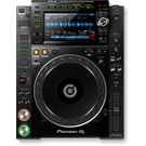 Professional DJ multi player with disc drive Product Image