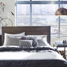 Telluride Queen Headboard and Nightstand