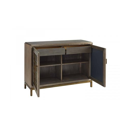 WoodWright Champagne Lautner Door Chest