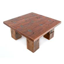 Timber Plank Coffee Table
