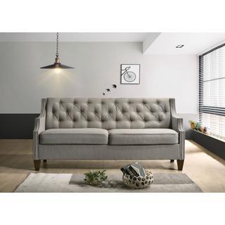 See Details - 9102 2PC Tufted Living Room SET