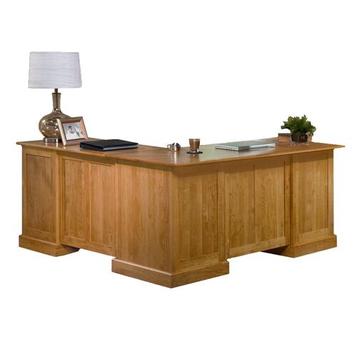 Gallery - Executive Desk and Return