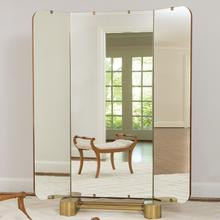Sunburst Dressing Mirror