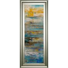 """Beyond The Sea I"" By Erin Ashley Framed Print Wall Art"