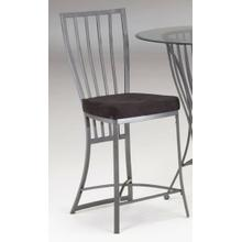 See Details - Galaxy Pub : Galaxy Silver Barstool