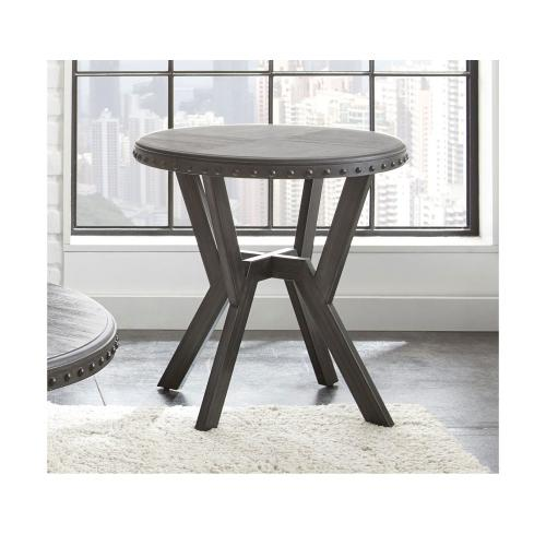 Alamo Round End Table