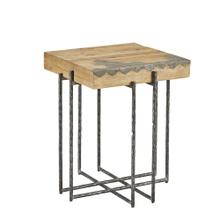 See Details - Honeycomb End Table