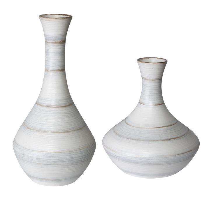 Uttermost - Potter Vases, S/2