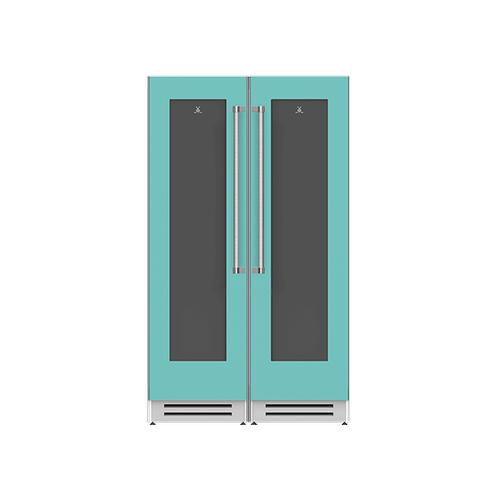 "Hestan - 48"" Wine Cellar Ensemble Refrigeration Suite - Bora-bora"