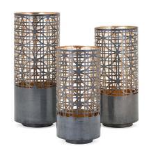 See Details - 14322-3  S/3 Modi Pierced Lanterns