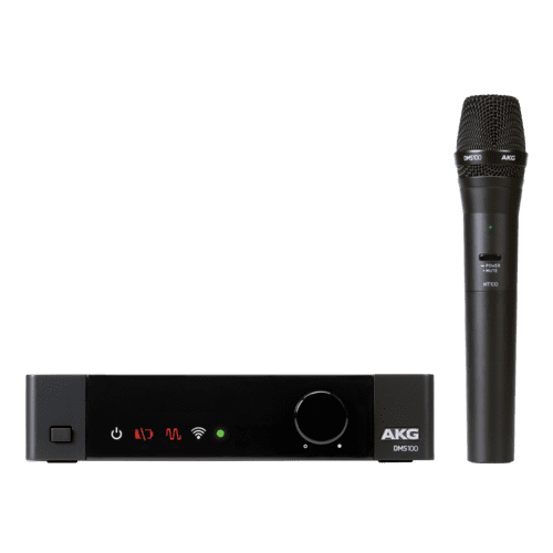 DMS100 Microphone Set Digital wireless microphone system