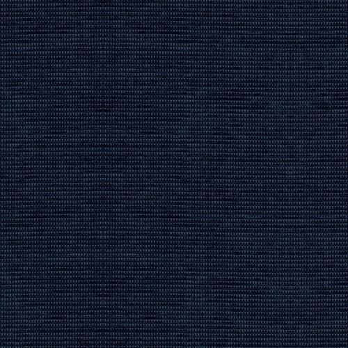 Flash Furniture - 18.5''W Church Chair in Highlands Navy Fabric - Gold Vein Frame