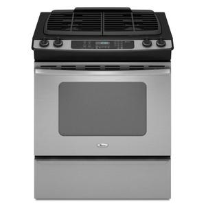 30-inch Self-Cleaning Slide-In Gas Range Product Image