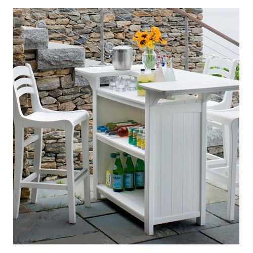 Seaside Casual - Charleston Bar Chair (063)