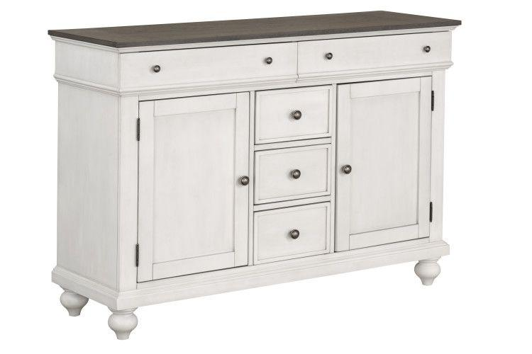 Grand Bay Sideboard with Two Tone Finish