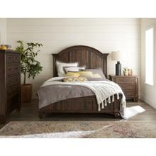 Colston King Platorm Bed