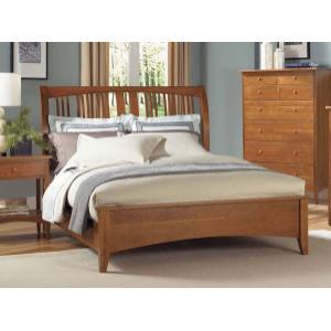 A America - Queen Sleigh Bed
