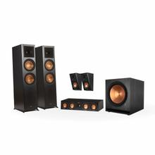 See Details - RP-8000F 5.1 Home Theater System - Ebony