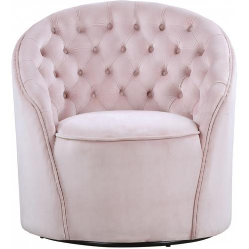 "Alessio Velvet Accent Chair - 30"" W x 28.5"" D x 32"" H"