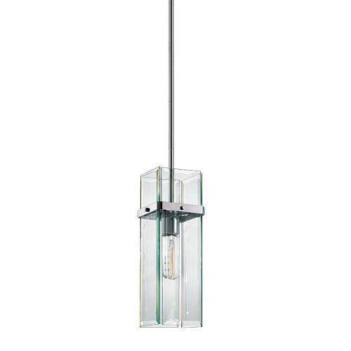 Sonneman - A Way of Light - Mercer Street Pendant [Color/Finish=Polished Chrome]