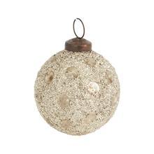 "Donner Ornament (Size:3"", Color:Gold)"