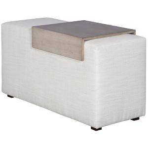 Lucca Upholstered Table Tray V159TT