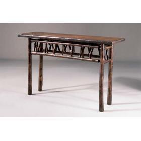JP 51 Slingshot Sofa Table