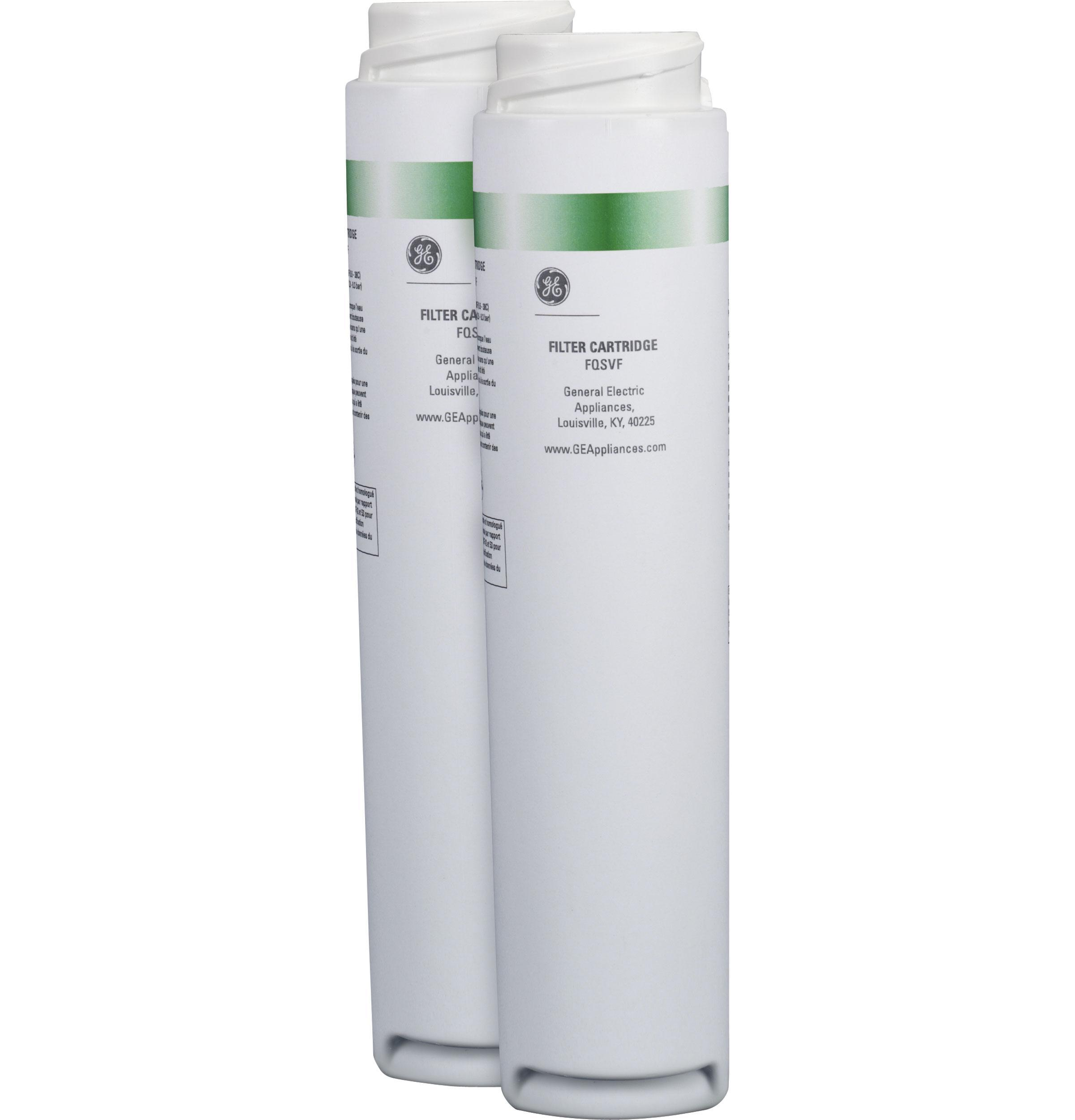 GEDual Stage Drinking Water Replacement Filters (Lead/cyst/voc)