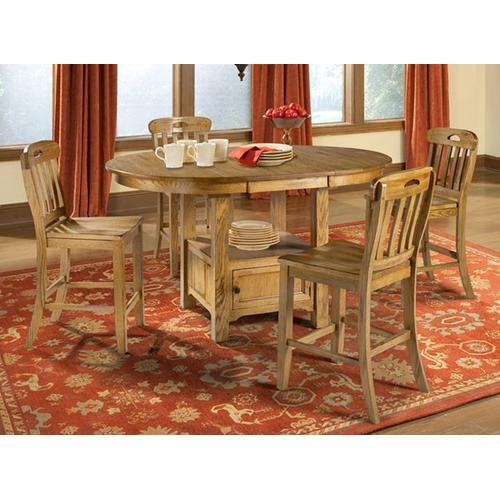 See Details - Gathering Table W/ Storage