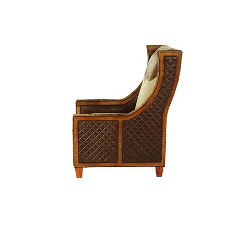 Hickock Chair - Longhorn
