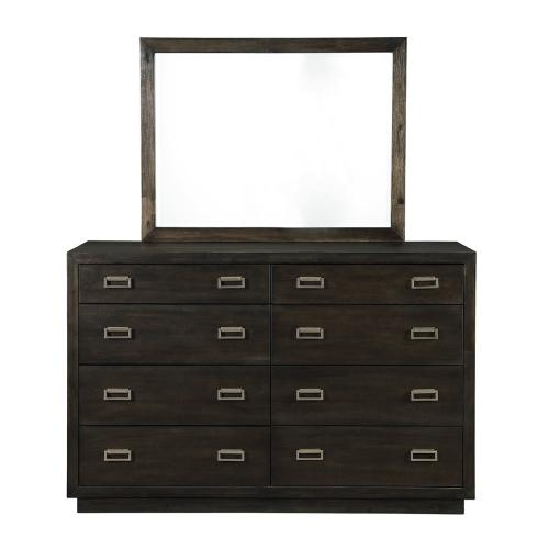 Hyndell Dresser and Mirror