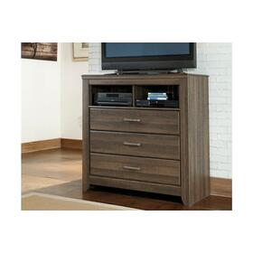 Juararo Media Chest Dark Brown