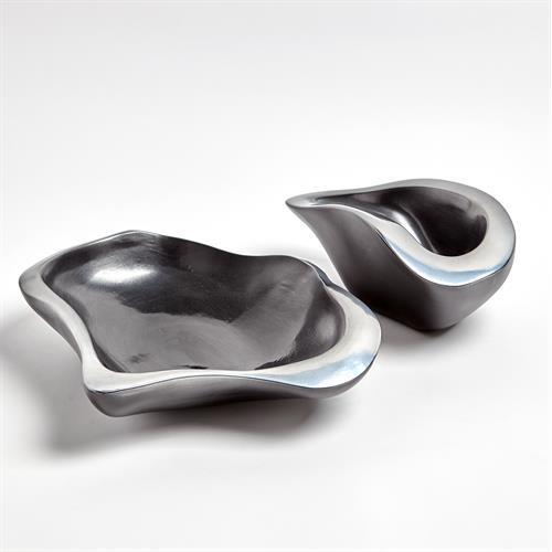 Formation Bowl-Black/Platinum-Sm