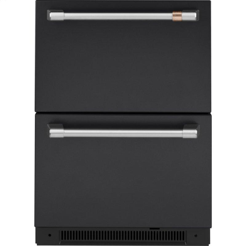 5.7 Cu. Ft. Built-In Dual-Drawer Refrigerator