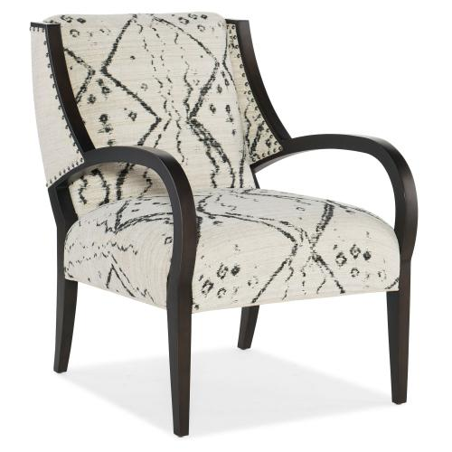 Sam Moore Furniture - Living Room Tally Exposed Wood Chair