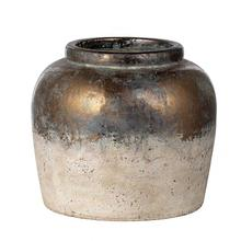 """View Product - 11"""" Candia Vase Sienna"""