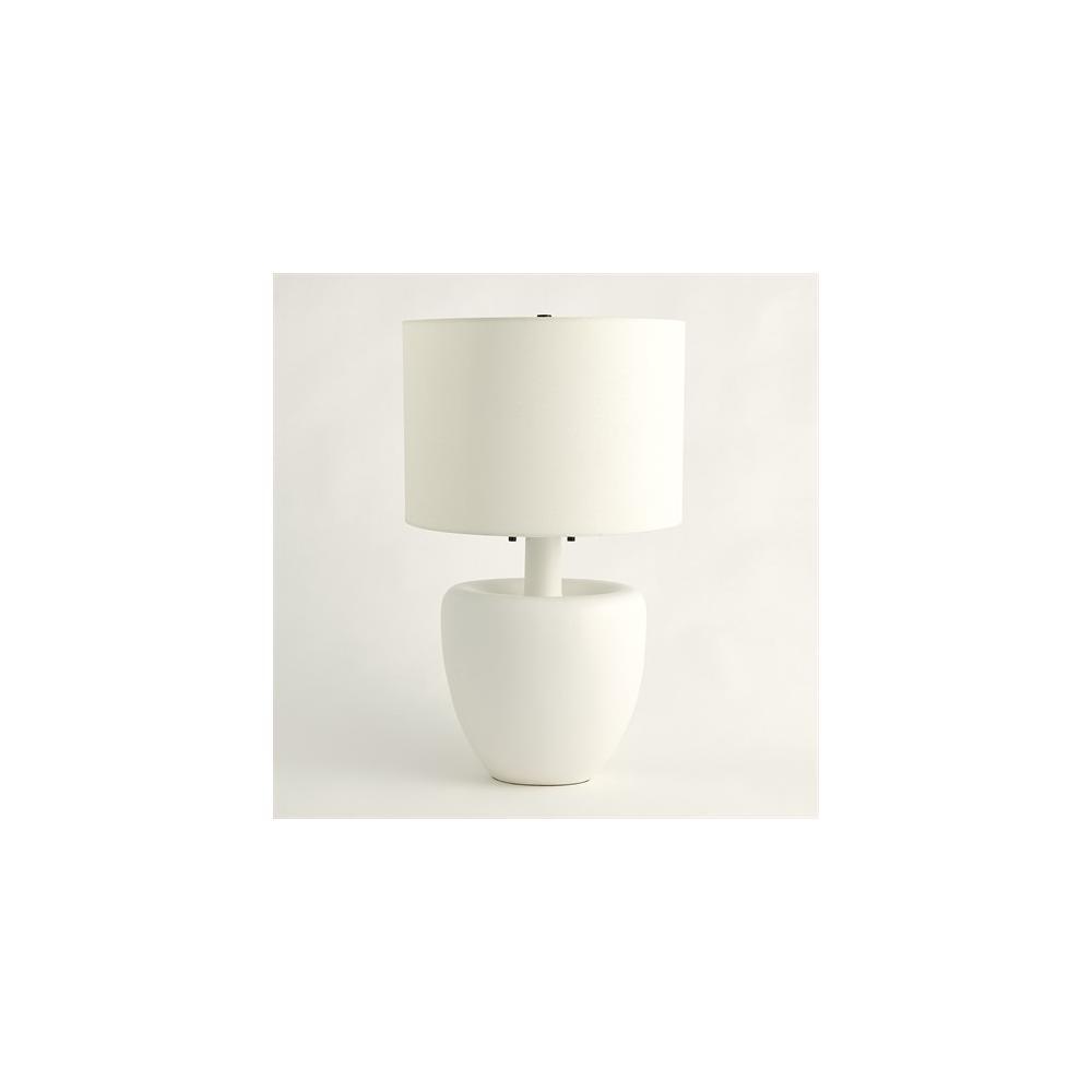 Impression Lamp-Matte White