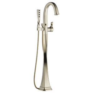 Single-handle Floor Mount Tub Filler Product Image