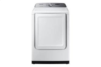 7.4 Cu.Ft. Electric Dryer with Energy Star Certification in White